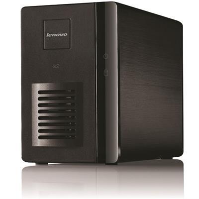 LenovoIomega ix2-300d 6TB (2x3TB) Network Storage 2-bay(70A69002NA)