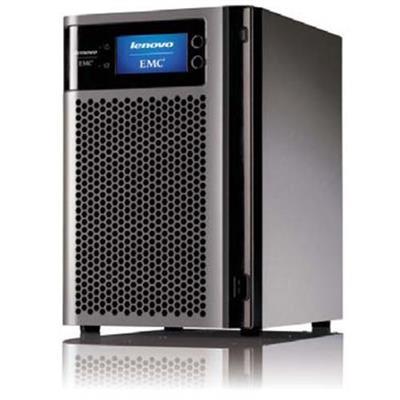 LenovoEMC px6-300d 24TB (6x4TB) 6-Bay Network Storage Server(70BG9012NA)