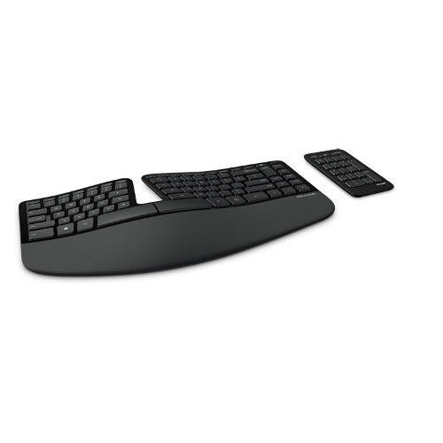 Microsoft Sculpt Ergonomic Keyboard For Business (5KV-00001)