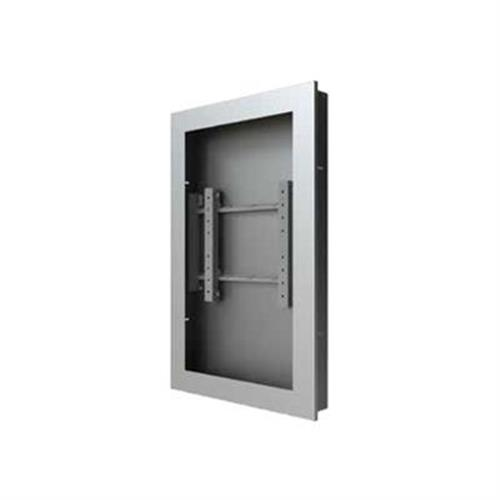 Peerless In-Wall Kiosk Enclosure - mounting kit