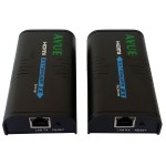 HDMI Extender Over Cat5e or Cat6 cables up to 400 Feet