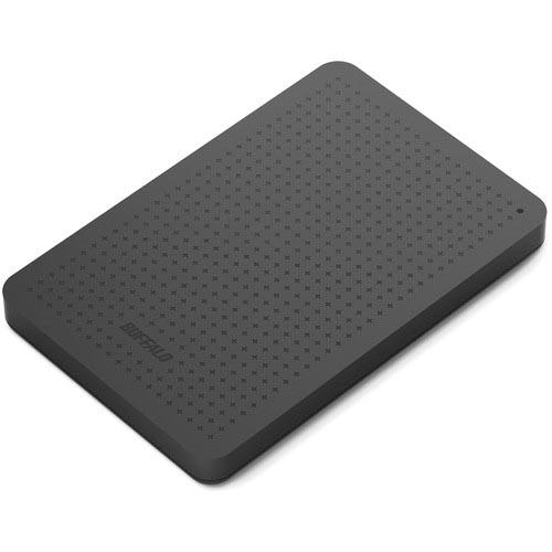 Buffalo MiniStation Plus  Hard Drive - 500 GB - USB 3.0