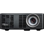 Optoma ML550 - DLP projector - 3D - 500 ANSI lumens - 1280 x 800 - widescreen - HD 720p ML550