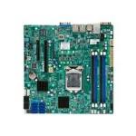 SUPERMICRO X10SL7-F - Motherboard - micro ATX - LGA1150 Socket - C222 - USB 3.0 - 2 x Gigabit LAN - onboard graphics