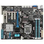 P9D-E/4L Motherboard - ATX, LGA1150 Socket, Intel C224 Chipset, USB 3.0, 4x Gigabit LAN, Onboard Graphics
