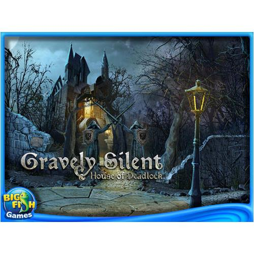 Big Fish Games Gravely Silent: House Of Deadlock Win (Electronic Software Download Version)