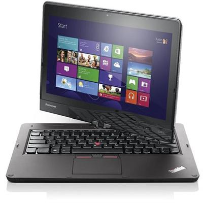 Lenovo TopSeller ThinkPad Twist S230u 20C4 Intel Core i7-3667U Dual-Core 2.0GHz Ultrabook - 8GB RAM, 500GB HDD, 24GB SSD Cache, 12.5