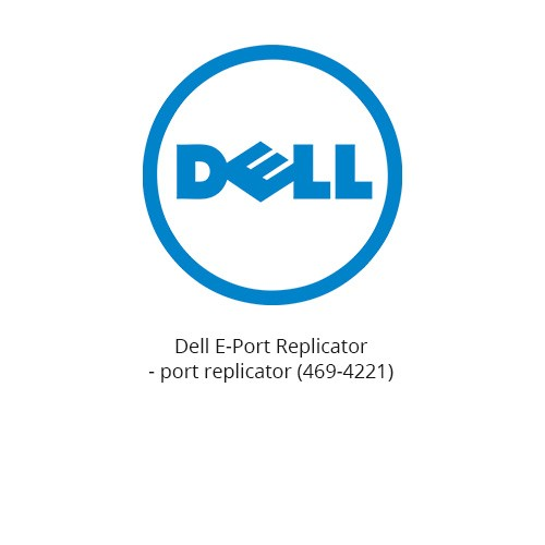 Dell E-Port Replicator - port replicator