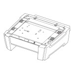 Optional drawer assembly