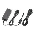 ACK-800 - Power adapter - 1.5 A (DC jack) - black - for PowerShot A1100, A1400, A2100, A480, A490, A495, E1, SX110, SX120, SX130, SX150, SX160