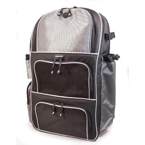 Mobile Edge Deluxe Baseball / Softball Gear Bag - Silver