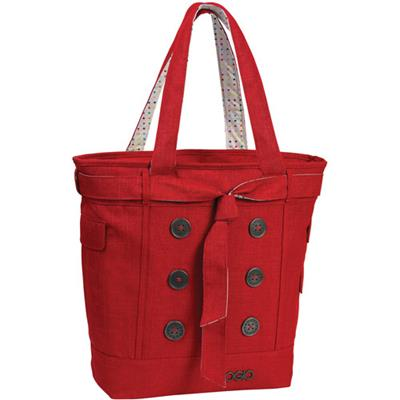Ogio International Hamptons Tote - Red (114006.02)