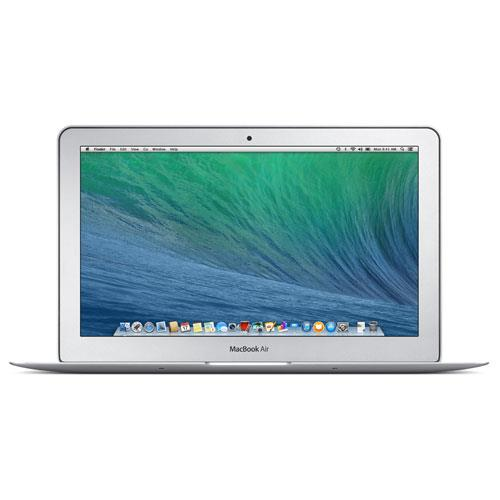 "Apple 11.6"" MacBook Air dual-core Intel Core i5 1.3GHz (4th generation Haswell processor), Turbo Boost up to 2.6GHz, 8GB RAM, 128GB Flash Storage, Intel HD"