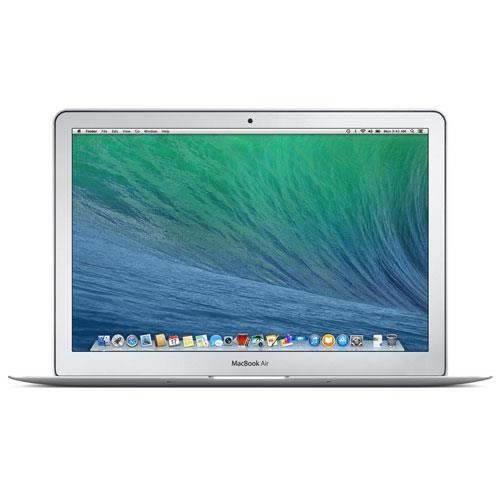 "Apple 13.3"" MacBook Air dual-core Intel Core i5 1.3GHz (4th generation Haswell processor), Turbo Boost up to 2.6GHz, 8GB RAM, 128GB Flash Storage, Intel HD"