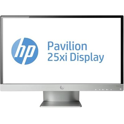 HP Pavilion 25xi 25-inch Diagonal IPS LED Backlit Monitor - U.S. - English localization (C3Z97AA#ABA)