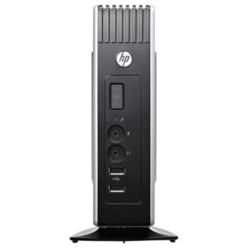 HP Smart Buy t510 VIA Eden X2 Dual-Core U4200 1.0GHz Flexible Thin Client - 4GB RAM, 1GB Flash Memory, VIA ChromotionHD 2.0, Gigabit Ethernet