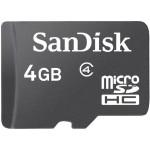 4GB microSD High Capacity Memory Card