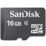 16GB Standard microSD Flash Memory Card