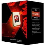Black Edition -  FX 9370 - 4.4 GHz - 8-core - 4 MB cache - Socket AM3+ - Box