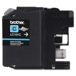LC101C - Cyan - original - ink cartridge - for  DCP-J152, MFC-J245, J285, J450, J470, J475, J650, J870, J875