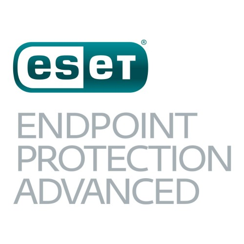 PCM | ESET, Endpoint Protection Advanced, New, 3 Year, incl  option to  install: ESET Endpoint Security/Antivirus, ESET NOD32 Antivirus Business
