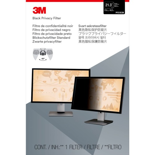3M Corp Privacy Filter PF21.3 - display privacy filter