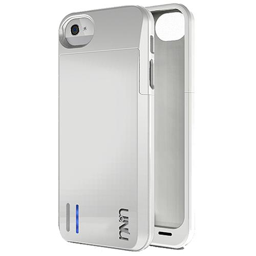 new style be5a2 af58a MacMall | uNo uNu DX 2300mAh Protective Battery Case for iPhone 5 ...