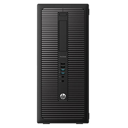 HP Smart Buy ProDesk 600 G1 Intel Core i5-4670 Quad-Core 3.40GHz Tower PC - 4GB RAM, 500GB HDD, SuperMulti DVD, Gigabit Ethernet