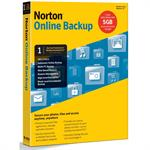 Symantec Norton Online Backup 5GB (Electronic Software Download Version) 21290181-ESD