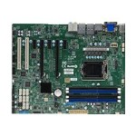 SUPERMICRO C7Z87 - Motherboard - ATX - LGA1150 Socket - Z87 - USB 3.0, FireWire - 2 x Gigabit LAN - onboard graphics (CPU required) - HD Audio (8-channel)