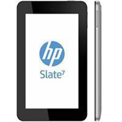 HP Slate 7 2800 ARM A9 Dual-Core 1.60GHz Tablet - 1GB RAM, 8GB eMMC, 7