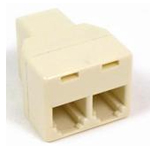 Belkin Pro Series Modular Cable Splitter (Phone Splitter RJ-11) F8V109