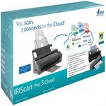 can Pro3 Cloud - Document scanner - Duplex - Legal - 600 dpi - up to 15 ppm (mono) / up to 7 ppm (color) - ADF (50 pages) - up to 1000 scans per day - USB 2.0