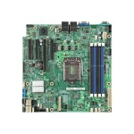 Server Board S1200V3RPL - Motherboard - micro ATX - LGA1150 Socket - C226 - USB 3.0 - 2 x Gigabit LAN - onboard graphics
