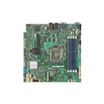 Intel Server Board S1200v3RPM - Motherboard - micro ATX - LGA1150 Socket - C226 - USB 3.0 - 2 x Gigabit LAN - onboard graphics DBS1200V3RPM