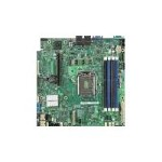 Server Board S1200V3RPO - Motherboard - micro ATX - LGA1150 Socket - C224 - USB 3.0 - 2 x Gigabit LAN - onboard graphics
