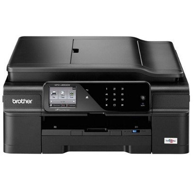 BrotherMFC-J650DW Compact Inkjet All-in-One Printer with TouchScreen Display plus TouchPanel(MFC-J650DW)