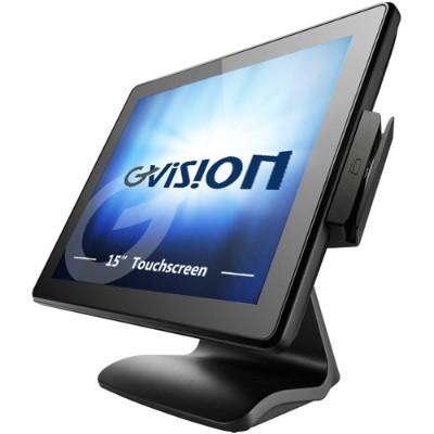 GVISION USAGPOS - Atom D2550 1.86 GHz - 2 GB - 0 GB - LCD 15