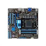 M5A78L-M/USB3 - Motherboard - micro ATX - Socket AM3+ - AMD 760G - USB 3.0 - Gigabit LAN - onboard graphics - HD Audio (8-channel)
