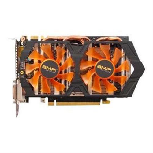Zotac GeForce GTX 760 - AMP! Edition - graphics card - GF GTX 760 - 2 GB