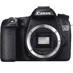 EOS 70D - Digital camera - SLR - 20.2 MP - APS-C - 1080p - body only - Wi-Fi