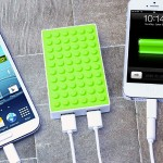 MOTA 4000 Mah Power Block Dual Charger - Green BLOCK-GREEN