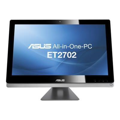 ASUS All-in-One PC ET2702IGKH - Core i5 4430 3 GHz - 8 GB - 1 TB - LED 27