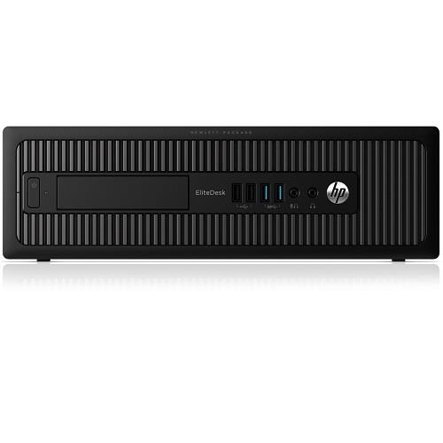 HP Smart Buy EliteDesk 800 G1 Intel Core i7-4770 Quad-Core 3.40GHz Small Form Factor PC - 4GB RAM, 500GB HDD, SuperMulti DVD, Gigabit Ethernet