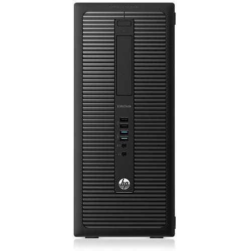 HP Smart Buy EliteDesk 800 G1 Intel Core i7-4770 Quad-Core 3.40GHz Tower PC - 4GB RAM, 500GB HDD, SuperMulti DVD, Gigabit Ethernet