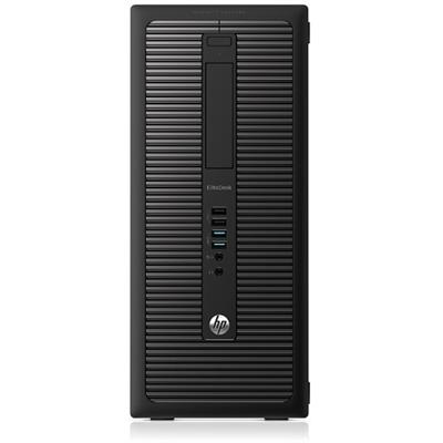 HP EliteDesk 800 G1 Intel Core i7-4770 Quad-Core 3.40GHz Tower PC - 4GB RAM, 500GB HDD, SuperMulti DVD, Gigabit Ethernet (E1Z96UA#ABA)