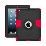 Kraken A.M.S. Case for Apple iPad 2/3/4 - Red