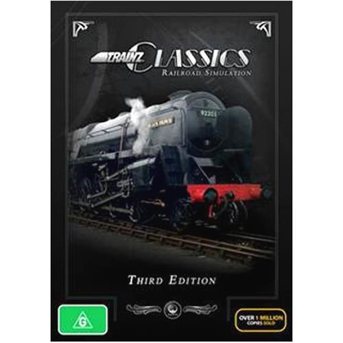 N3V Games Trainz Classics Volume 3