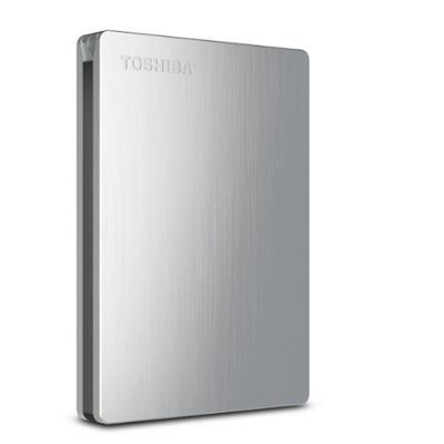 Toshiba StorageCanvio Slim II - hard drive - 1 TB - USB 3.0(HDTD210XS3E1)