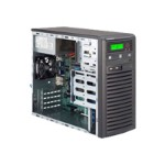 Supermicro SuperServer 5038D-I - Server - MDT - 1-way - RAM 0 MB - no HDD - AST2400 - GigE - monitor: none